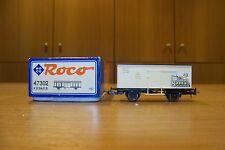 Roco -- & GT 47302 -- 19124 K. sachs. sts. robbie -- 2 rail DC -- New & OVP