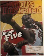 Sports Illustrated June 9, 1997. Gimme Five!