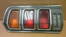 1976-1977 Toyota Celica liftback 2dr 5 speed LH tail light  OEM