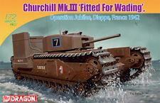 Dragon 1/72 Churchill Mk.iii 'ajusté pour Traversant' # 7520
