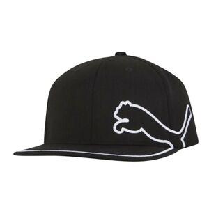 NEW Puma Monoline Snapback Golf Hat Cap - Choose Color!