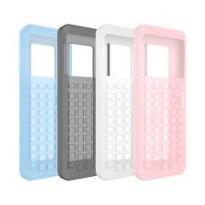 Calculator Silicone TPU Case Protective Cover Skin for Texas TI-84 Plus CE