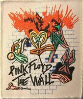 """PINK FLOYD AUFBÜGLER / EMBROIDERY PATCH # 14 """"THE WALL"""" - AUFNÄHER - 10x8cm"""