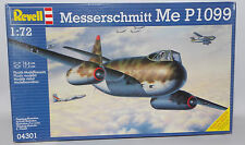 AVIATION : MESSERSCHMIDT ME P1099 MODEL KIT MADE BY REVELL IN 1996 SCALE 1:72
