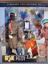 G. I. Joe Timeless Collection 3 Scramble Pilot Black VHTF