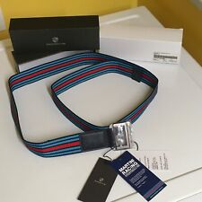 PORSCHE DRIVER'S SELECTION SELECT MAGAZINE PORSCHE MARTINI RACING BELT 125CM/50""