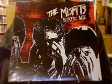 The Misfits Static Age LP sealed vinyl