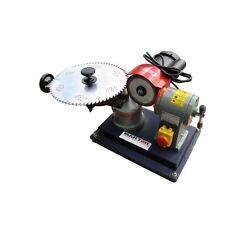 Cormak Kreissägeblatt Schärfmaschine MTY 8-70 Sägeblat Schärfgerät 230V 80-700mm