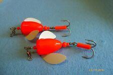 Spin N' Glo  #2 Spinners  Salmon Steelhead Alaska Russia U.S. Canada (x2) :