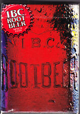 1993 Premier Beverages - IBC Root Beer - Pack of Playing Cards