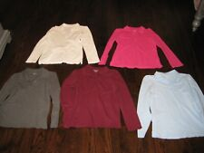 Girls Long Sleeve Tops Uniform/Polo Style size 16 Childrens Place Lot