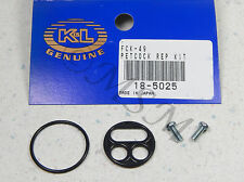 06-07 & 09-14 KLX250 KLX250S 09-10 KLX250SF K&L Fuel Petcock Repair Kit 0105-031