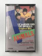 The Animals Greatest Hits Cassette Tape