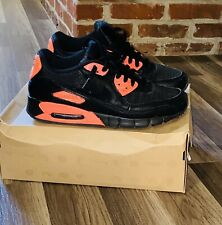 Nike Air Max 90 Black Infrared Size 10  305575-002 Athletic south