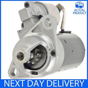 FITS JCB 801 8014 8015 8016 Perkins 3-Cylinder PN: 714/36700 New Starter Motor