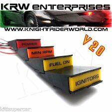 1982 Pontiac Firebird Trans Am Knight Rider Kitt Karr Countdown 1St S. Pilot V2