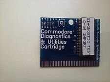 COMMODORE 64  IMPORT TEST DIAGNOSTIC   cartridge