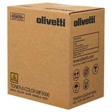 B0894 TONER ORIGINALE OLIVETTI D-COLOR MF3000