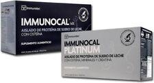 IMMUNOCAL PLATINUM (1) + IMMUNOCAL CLASSIC (1) by IMMUNOTEC FREE CUPS & SHIPPING