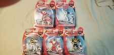 Power Rangers Super Megaforce Lot of 5 Mighty Morphin Zeo Time Force & SPD