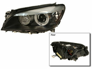 Left Headlight Assembly For 2010-2012 BMW 750Li xDrive 2011 N737XW