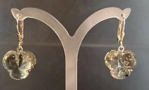 Prasiolith Designer-Ohrhänger von Kerstin Michaelsen