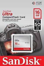 CompactFlash I de memoria para cámaras de vídeo y fotográficas Universal