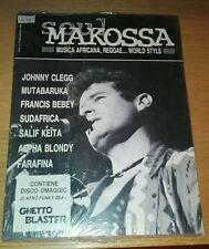 SOUL MAKOSSA Musica Africana Reggae World Style contiene disco Anno 1 n. 2 1989