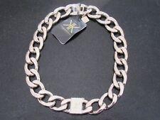 KIM KARDASHIAN Womens Gold Plated Chunky Chain Necklace KK Jewellery BNWT