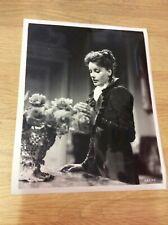 "Greta Garbo (Pressefoto '50) - in ""Maria Walewska"""