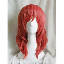LoveLive! Love Live Maki Nishikino Synthetic Hair Wig Red Anime Cosplay Wig S004