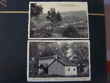 Lot de 2 cartes de MARCOUR SUR OURTHE ( Marcourt Rendeux )