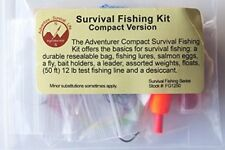 NEW Best Glide ASE Survival Fishing Kit  Compact Version FREE SHIPPING