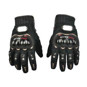 Cool Racing Gloves Motorbike Motocross Summer Fiber Bike Pro-Biker Motorcycle