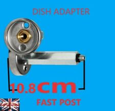 AUTOGAS LPG GPL GAS DISH ADAPTER LONG M10 to mini (hidden) filling point EUROPE
