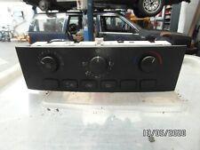 Volvo S40 heater control panel