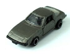 1979 Vintage Tomica Tomy Metallic Grey Mazda RX-7 #50 Die Cast Sports Car