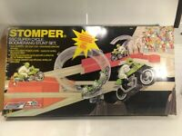 Vintage 1982 Schaper Stomper SSC Super Cycle Boomerang Stunt Set #852  gm1064