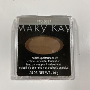 Mary Kay Endless Performance Crème-to-Powder Foundation BRONZE 3