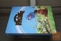 Pixel Junk Monsters 2 Steelbook Case (PlayStation 4, PS4) - NO GAME