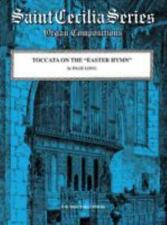 """Toccata on the """"Easter Hymn"""": Sheet (H. W. Gray Saint Cecilia Series)"""