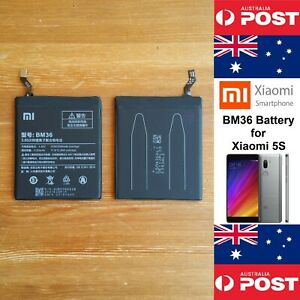 GENUINE Xiaomi Mi 5s  Battery  BM36  3200mAh Good Quality - Local Seller