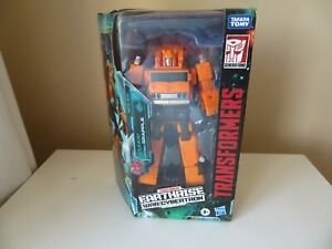 Transformers War for Cybertron - Siege Earthrise - GRAPPLE - New/Sealed 3