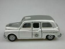 Vintage Dinky Toys 241 Austin Taxi 1977 The Queens Silver Junilee 115533