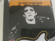 LOU REED TRANSFORMER CD CLASSIC ALBUM PERFECT DAY WILD SIDE VICIOUS SATELLITE