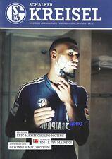 Schalker Kreisel + 29.11.2014 + FC Schalke 04 vs. 1.FSV Mainz 05 + Programm +