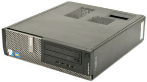 Dell Optiplex 390 DESKTOP i3 2120 3.3GHz 4GB 250GB DVDRW HDMI Win 10 PRO