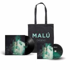 Malú - Oxígeno - edición especial firmada +cd +vinilo +bolsa