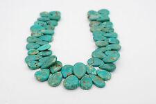 100 grams Irregular Shape Stabilized Turquoise bead