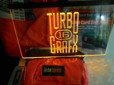3  BRAND NEW Turbo Grafx 16 System Bags  officially licensed. turbo express bag